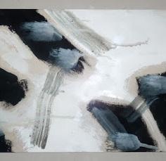 Huile sur toile I Format A3 I 2014