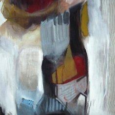 Huile sur toile I Format 120x140 cm I 2015