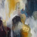 Huile sur toile I Format 80x100 cm I 2015