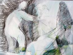 Peinture acrylique 50X70 cm